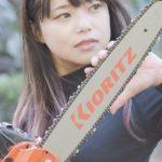 原田千栄は美人モデルや画家なのに林業をする驚きの理由は?【その他の人に会ってみた】