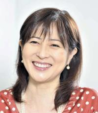 岡江 久美子 子供